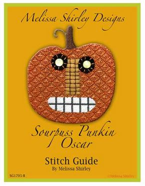 click here to view larger image of Oscar Stitch Guide (books)