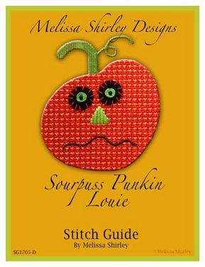 click here to view larger image of Louie Stitch Guide (books)
