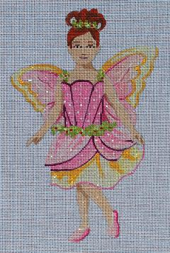 click here to view larger image of Kids Masquerade - Butterfly (hand painted canvases)