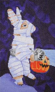 click here to view larger image of Your Mummy's A Bunny (hand painted canvases)