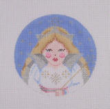 click here to view larger image of Nutcracker Suite Ornament - Mother Ginger (hand painted canvases)
