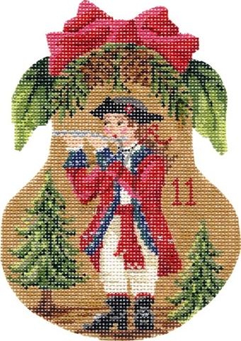 click here to view larger image of Eleven Pipers Piping Stitch Guide (books)