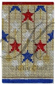 click here to view larger image of Star Spangled Firecracker Stitch Guide (books)