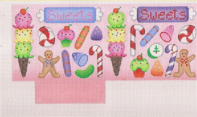 click here to view larger image of Shopping Bag - Sweets (None Selected)