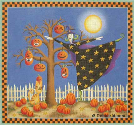 click here to view larger image of Pirouettes in the Pumpkin Patch (None Selected)