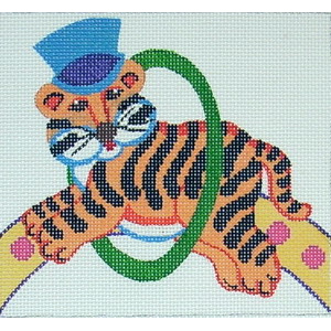click here to view larger image of Circus Tiger (None Selected)