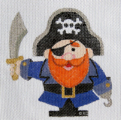 click here to view larger image of Tiny Pirate (None Selected)