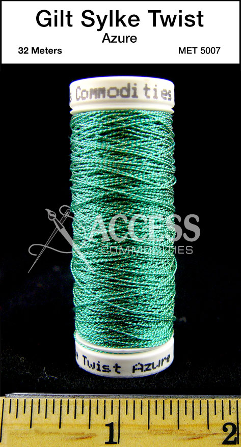 click here to view larger image of Gilt Sylke Twist (fibers)