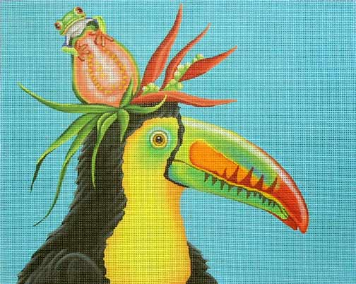 click here to view larger image of Diego (hand painted canvases)