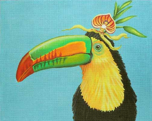 click here to view larger image of Fernando (hand painted canvases)
