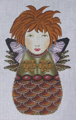click here to view larger image of Tasha Fairy Doll (hand painted canvases)