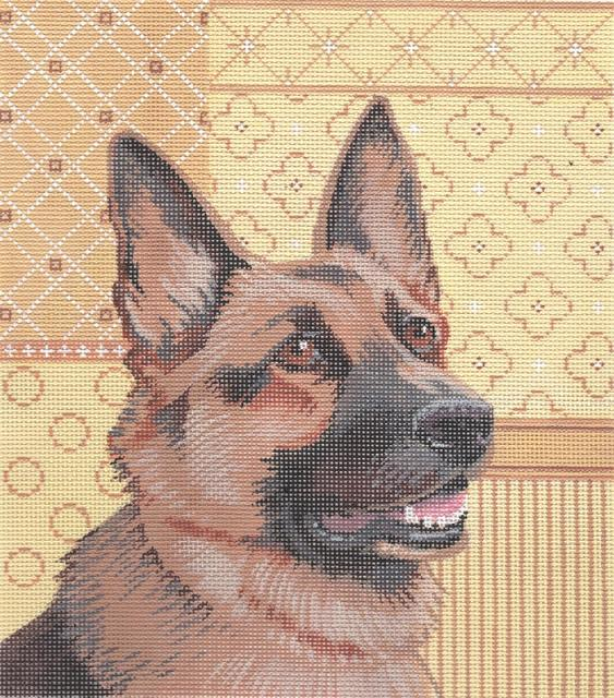 German Shepherd - click here for more details