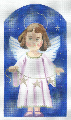 click here to view larger image of Angel - Kindergarten Nativity (hand painted canvases)