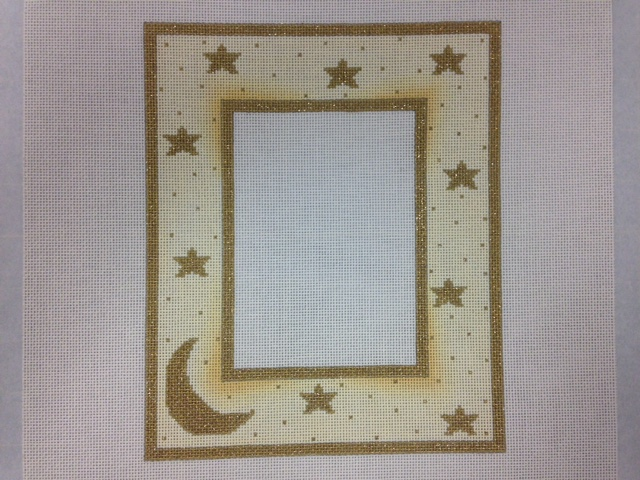 click here to view larger image of Gold Star Frame (None Selected)