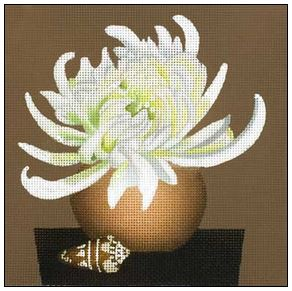 click here to view larger image of Shell Blossom 2 (hand painted canvases)