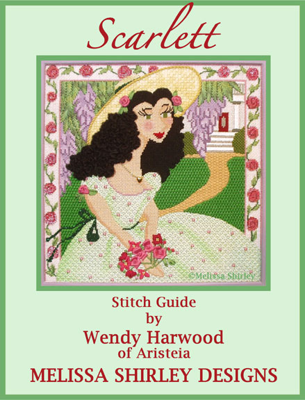 click here to view larger image of Scarlett Stitch Guide (books)