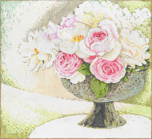 click here to view larger image of Pretty (hand painted canvases)