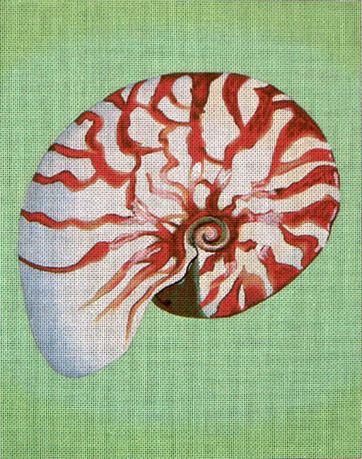 click here to view larger image of Nautilus (hand painted canvases)