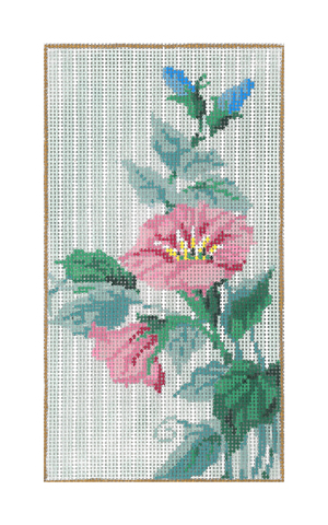 click here to view larger image of E2 - Morning Glory EGC (hand painted canvases)