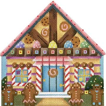 Gingerbread House - click here for more details