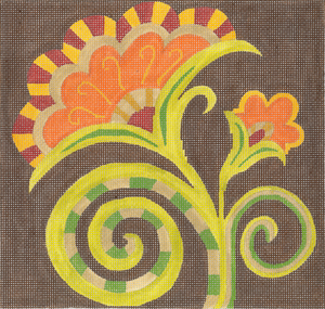 click here to view larger image of Avas Autumn (hand painted canvases)