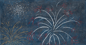 click here to view larger image of Party In The USA (hand painted canvases)