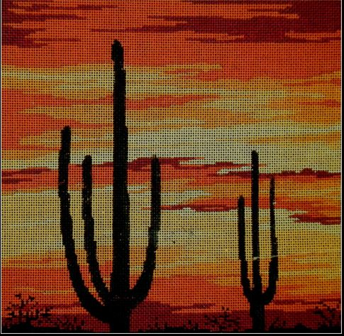 Saguaro Sunset - click here for more details