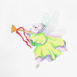 click here to view larger image of Flying Fairy Piglet C (hand painted canvases)