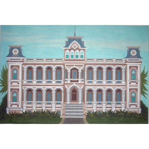 Iolani Palace Hawaii - click here for more details