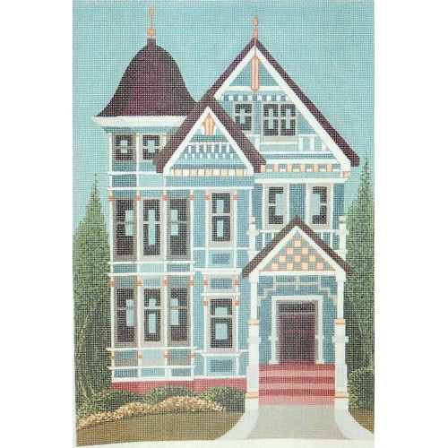 Queen Anne Victorian House - click here for more details