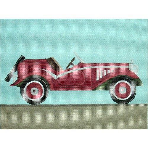 click here to view larger image of Alfa Romeo (hand painted canvases)