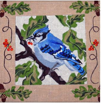 click here to view larger image of Blue Jay Stitch Guide (books)
