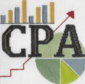 click here to view larger image of CPA (hand painted canvases)