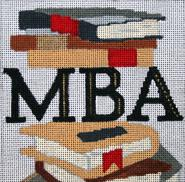 click here to view larger image of MBA (hand painted canvases)