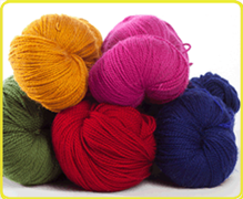 click here to view larger image of Planet Earth - Wool (fibers)