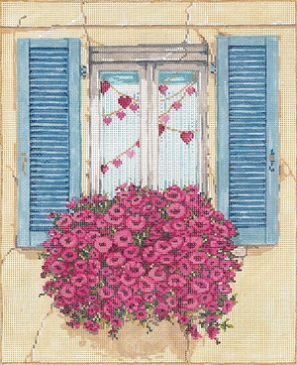 click here to view larger image of Terni (hand painted canvases)