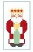 click here to view larger image of Tiny Third Wise Man (hand painted canvases)