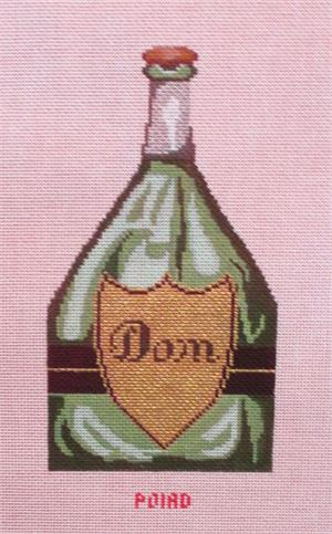 click here to view larger image of Dom Ornament (hand painted canvases)