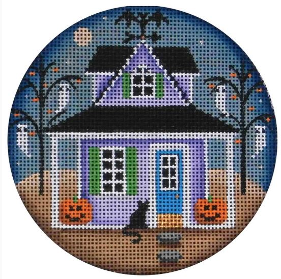 Halloween Cottage - click here for more details