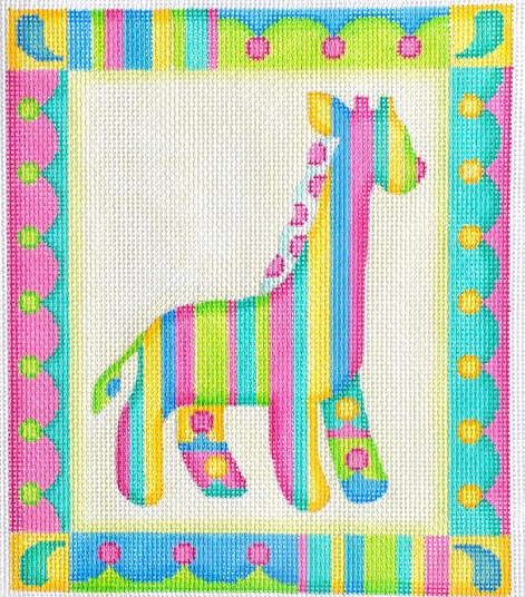 click here to view larger image of Baby Giraffe (hand painted canvases)
