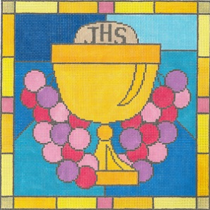 click here to view larger image of Communion (hand painted canvases)