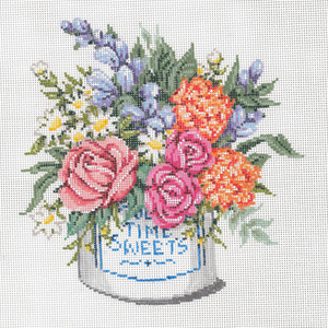 click here to view larger image of Sweets (hand painted canvases)