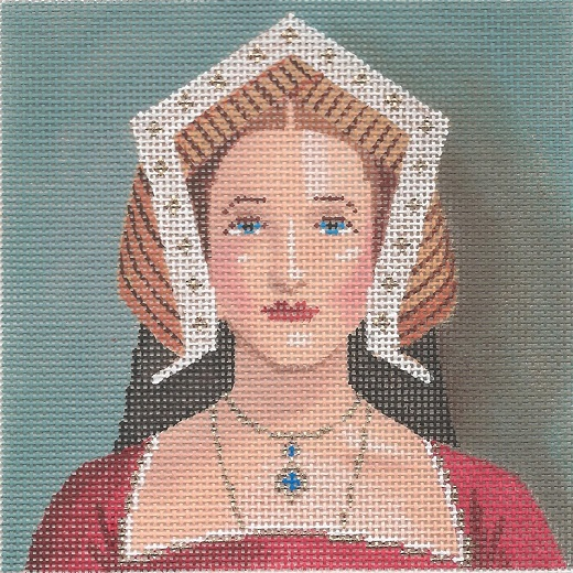 click here to view larger image of Jane Seymour (hand painted canvases)