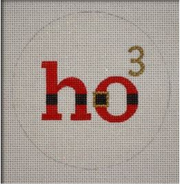 click here to view larger image of HO3 Ornament (hand painted canvases)