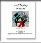 click here to view larger image of Hat Tipping Penguin Stitch Guide (books)