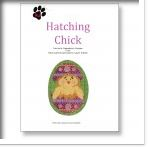 click here to view larger image of Hatching Chick Stitch Guide (books)