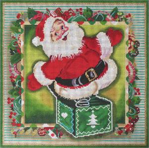 Santa Pillow - click here for more details