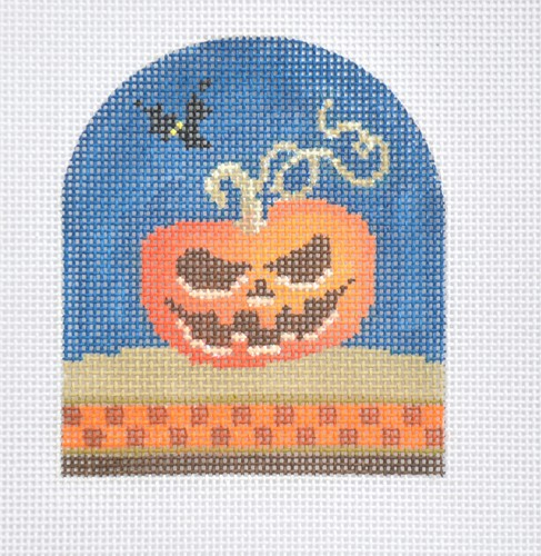 Spooky Object - Jack O Lantern - click here for more details