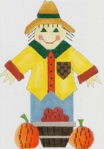 click here to view larger image of Mr Scarecrow (hand painted canvases)
