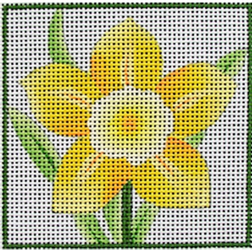 click here to view larger image of Daffodil (hand painted canvases)